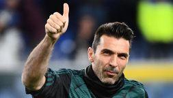 Buffon rinnova con la Juventus: caccia a un nuovo primato