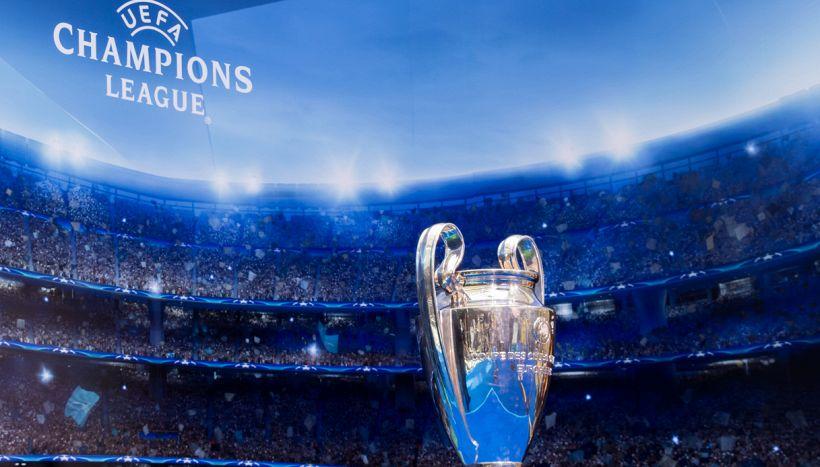 Champions: quando giocano Juve, Napoli, Roma e Inter