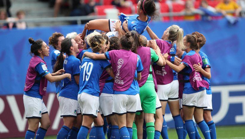 "Mondiali femminili, il ct Bertolini: ""Testa alta"""