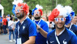 Mondiali 2018, di Pavard il gol più bello