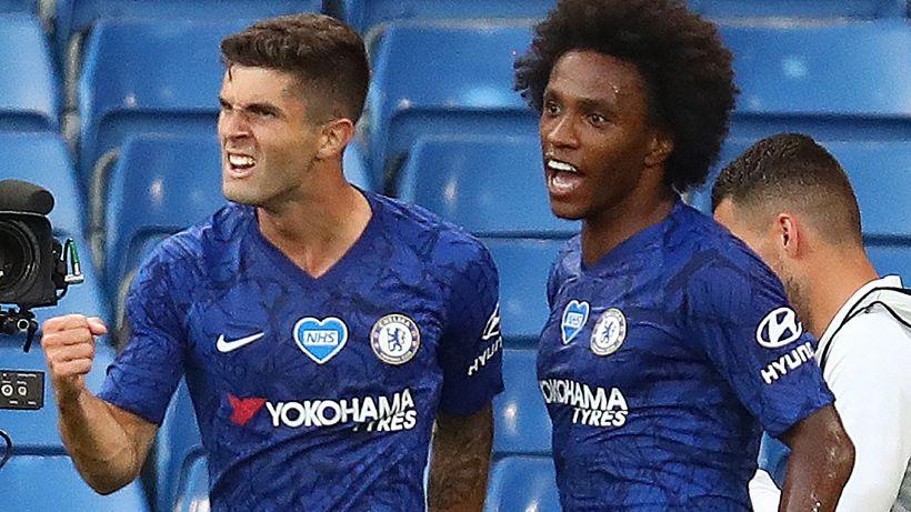 Chelsea-Manchester City 2-1: Citizens ko, il Liverpool è campione d'Inghilterra
