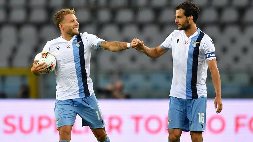 La Lazio non finisce mai: il Torino si arrende