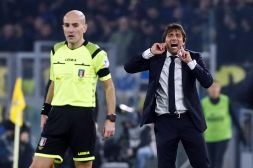 Inter vincente a Udine, labiale Conte è virale sul web