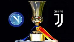 Finale Coppa Italia, dove vedere Napoli-Juve in tv e streaming
