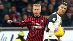Coppa Italia, Juve-Milan e Napoli-Inter: diretta Rai e orari