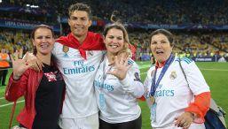 """La sorella di Cristiano Ronaldo rivela: """"Avevamo i topi in casa"""""""