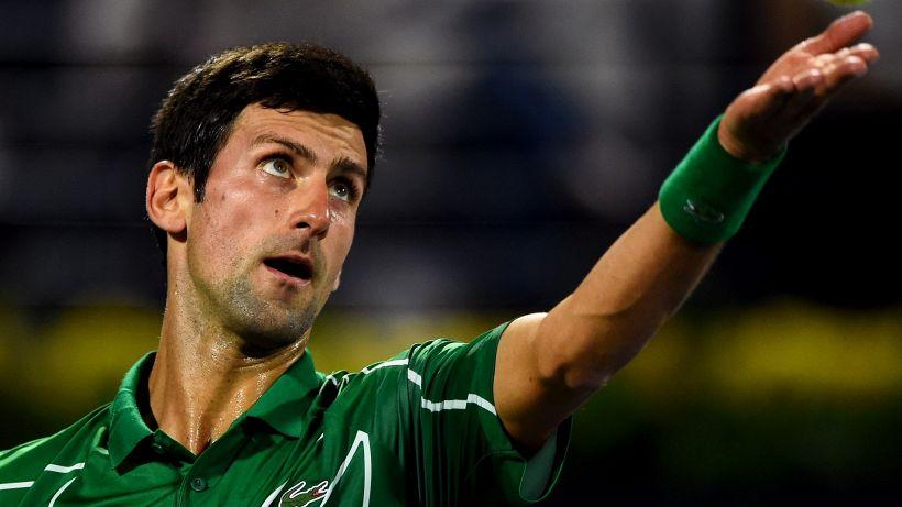 Djokovic risponde alle critiche con una citazione
