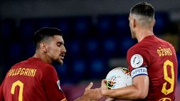 Roma-Sampdoria 2-1: doppio Dzeko, i capitolini vincono in rimonta