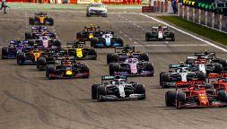 F1, Bottas vince il Gp del Giappone. Vettel a podio, disastro Ferrari al via