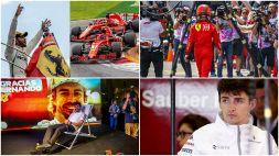 F1 Campionato Mondiale 2018: la manita di Hamilton in 10 foto