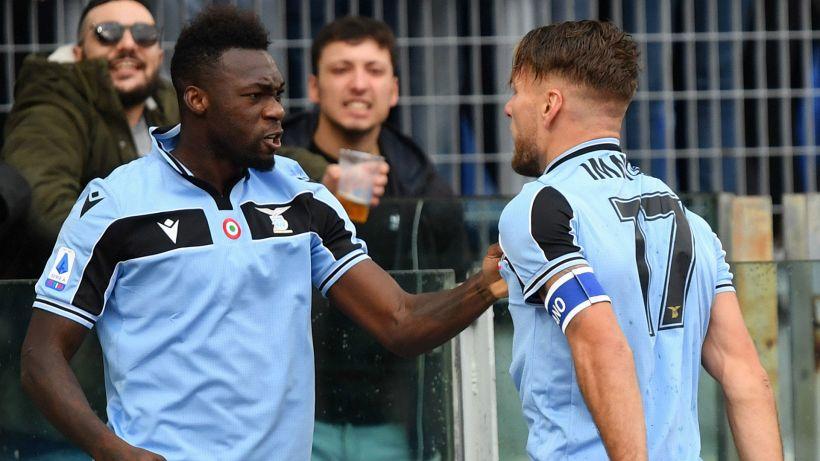 Lazio senza attacco: anche Caicedo salta il Milan