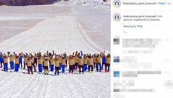 Nazionale sci, tre positivi al Covid: c'è anche un atleta