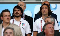 Da Gattuso a Pirlo: gli eroi del 2006 che ora allenano