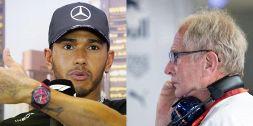 """F1, Marko durissimo con Hamilton: """"Ha rovinato la carriera di Albon"""""""