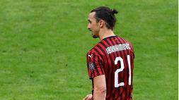 """Pioli conferma: """"Ibrahimovic sta bene, possibile convocazione per SPAL-Milan"""""""