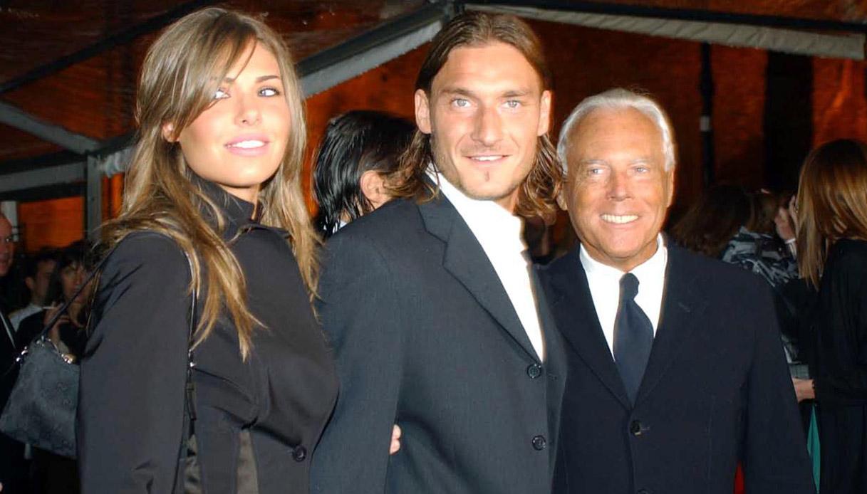 Ilary Blasi, matrimonio da sogno - Ilary Blasi e Francesco Totti ...