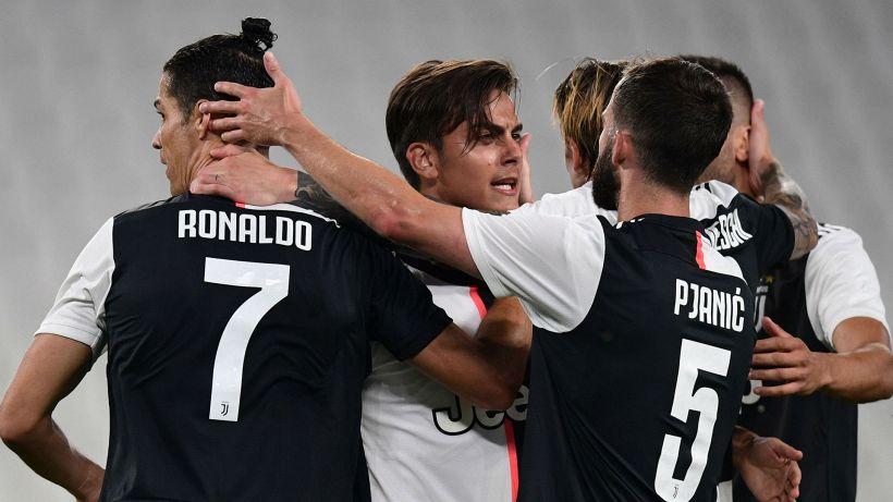 I convocati della Juventus per il Genoa: emergenza in difesa per Sarri