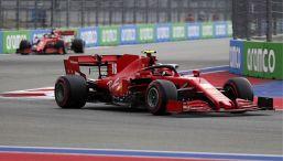 F1, GP Russia: la diretta live