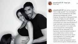 Giorgia Palmas incinta: Magnini posta ecografia, svelato il sesso