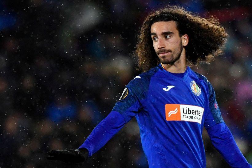 Getafe, segnale all'Inter: riscattato Cucurella dal Barcellona