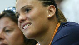 Carolina Marcialis, la pallanuotista che ha sistemato Cassano