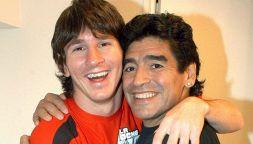 Diego o Messi? È bagarre dopo il video postato da Pistocchi