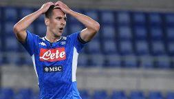 Juve: in Premier l'alternativa a Milik, ma non convince i tifosi