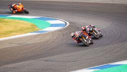Valentino Rossi-Marquez, la sentenza di Lucchinelli