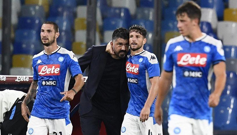 Napoli, il web in festa: Più forti di arbitro e gufi