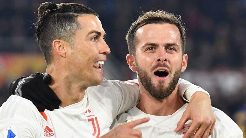 Mercato Juventus: il commovente messaggio d'addio di Pjanic
