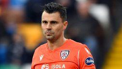 Rafael resta a Cagliari