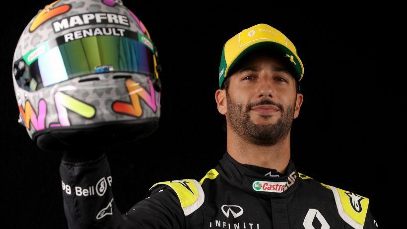 """F1, Ricciardo: """"Sarà un Mondiale molto intenso"""""""