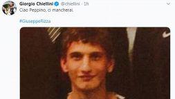 Calcio e tifosi vicini a Giuseppe Rizza: i messaggi social