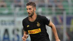 """L'annuncio di Gagliardini: """"Regalo la maglia di Inter-Sassuolo"""""""
