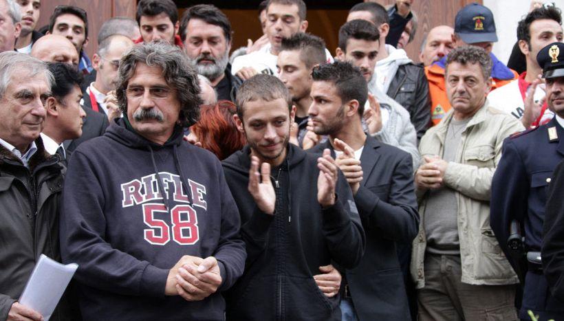 "MotoGP, Dupasquier: lo sfogo di Paolo Simoncelli. ""Da abolire!"""