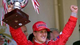 F1: Michael Schumacher, il mito nel cuore dei tifosi Ferrari