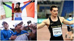 Lo Sport 2018: da Goggia e Tortu a Molinari e il nuoto azzurro