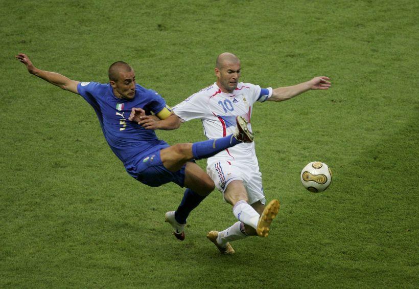 "Cannavaro punge la Francia: ""Ma quale rivalità"""