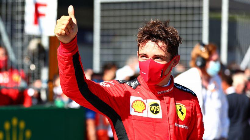 F1, Ferrari: sul web ode a Leclerc con polemica, bufera su Vettel