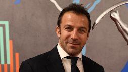 """Juve, Del Piero difende Sarri: """"E' il suo primo anno"""""""