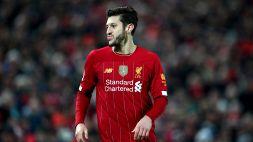 Lallana lascia il Liverpool: va al Brighton