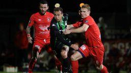 Diamanti rinnova con il Wester United: ufficiale l'accordo per altre due stagioni