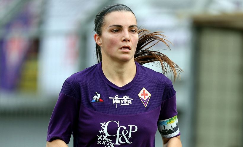 Alia Guagni lascia la Fiorentina
