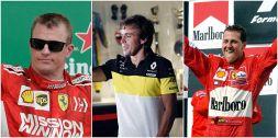 F1, Alonso ultimo della lista: i grandi ritorni dopo il ritiro