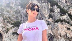 Ambra Angiolini e Massimiliano Allegri in vacanza: nuovi progetti