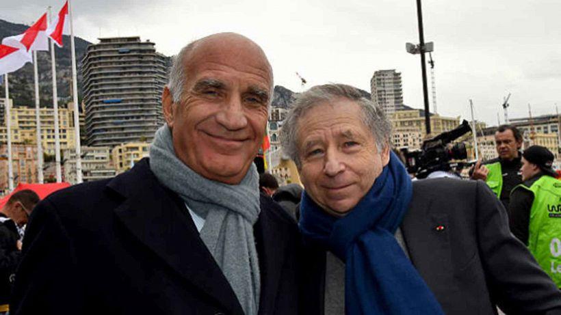 Sticchi Damiani celebra Imola in F1