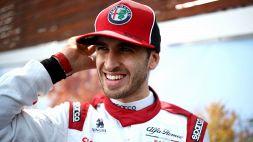 """F1, Giovinazzi: """"Davanti alla Ferrari? Non così sorprendente"""""""