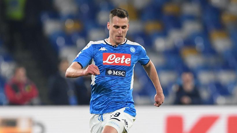 La Juventus insiste per Milik: la mossa per convincere il Napoli