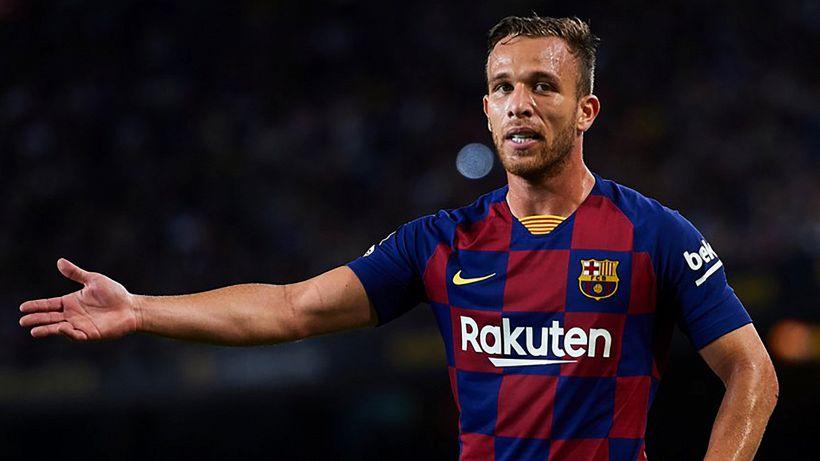 Caos Arthur: ha deciso di non giocare più con il Barcellona