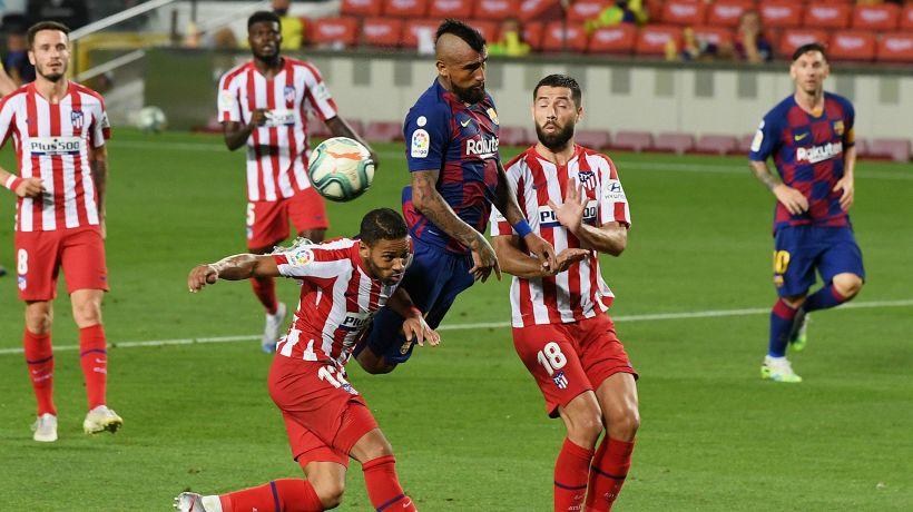 Liga, frena ancora il Barcellona